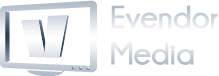 logotipo Evendor Media